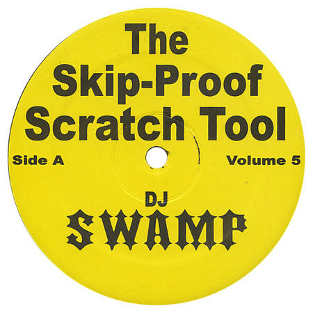 The Skip-Proof Scratch Tool Volume 1