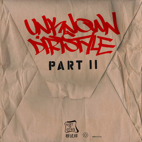 Unknown Dirtstyle Part I  (free w/TTTV code)