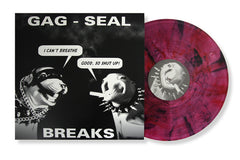 NEW! Gag-Seal Breaks (Red/Black/Clear)