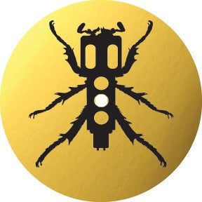 Beedle Label (Shiny Gold) - Thud Rumble