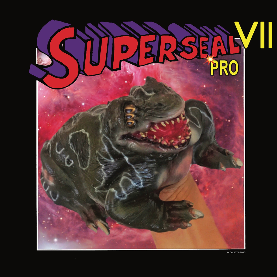 SuperSeal PRO VII (Digital Version) Part 4 Galactic Toad