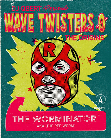 """THE DETONATOR"" from the upcoming album ""WAVE TWISTERS ZERO: The Origins"""