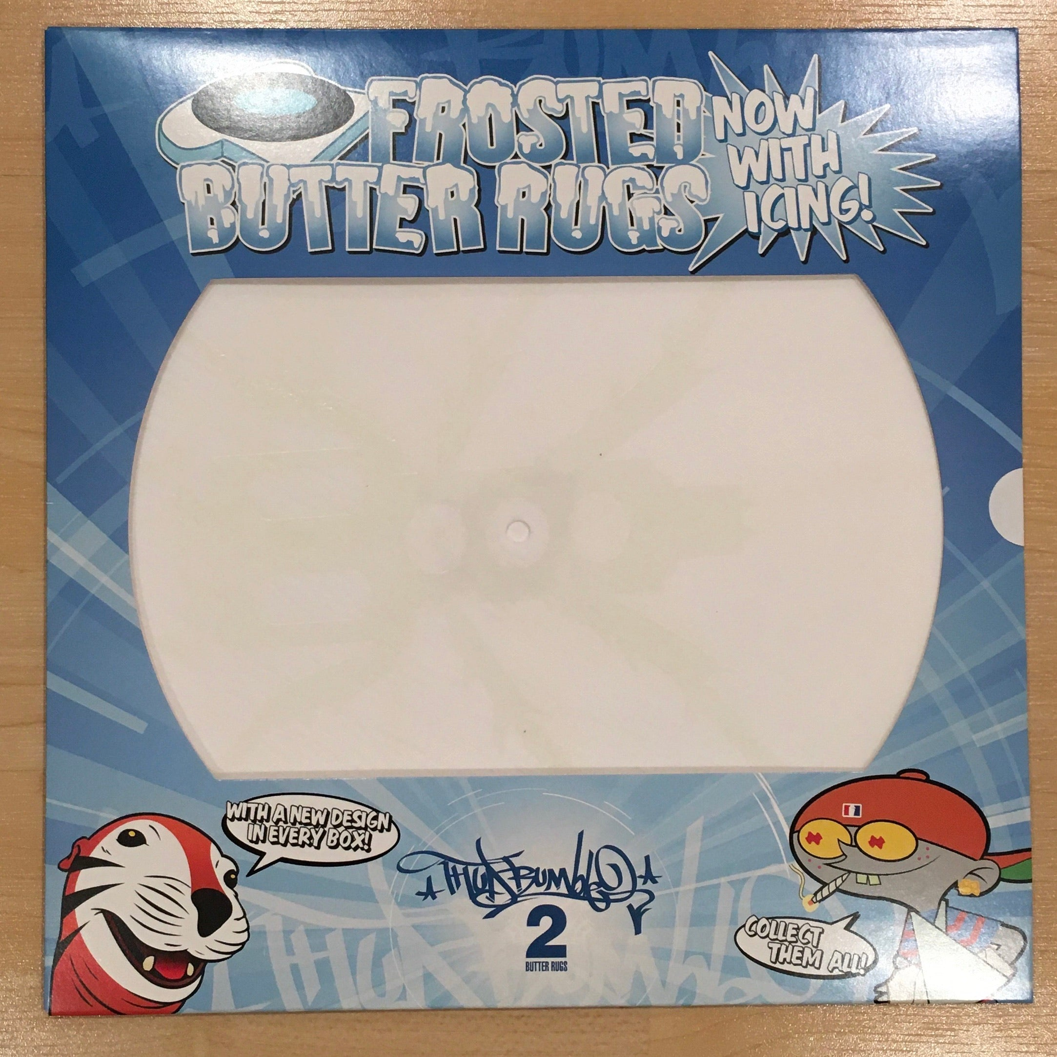 Frosted Butter Rugs: Classic Beedle Slip Mats! 👾