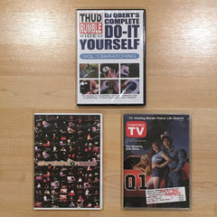 DVD Triple Pack! Save!