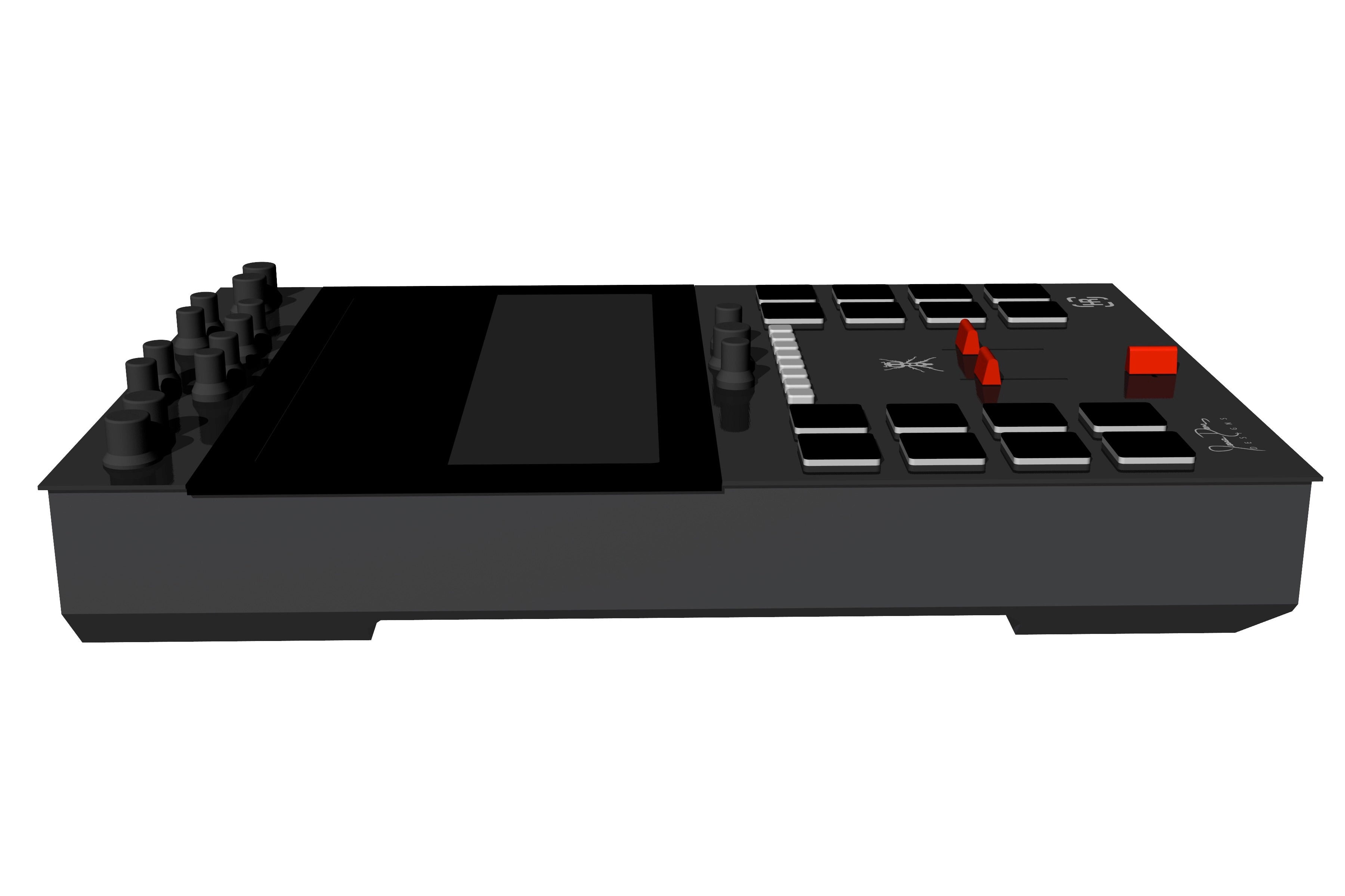 Invader DJ Mixer (Waiting List) All in ONE Computer + Pro Performance