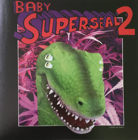 "Baby Superseal 2 rmx (w infinite skipless aah/fresh side) 7"" (🔥Sold Out!🔥)"