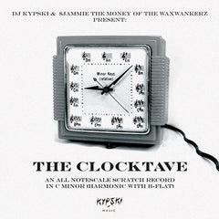 DJ KYPSKI & $JAMMIE THE MONEY PRESENT THE CLOCKTAVE - Thud Rumble
