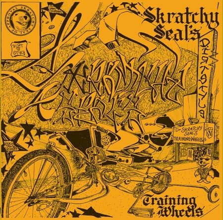 Skratchy Seal's Training Wheels - Thud Rumble