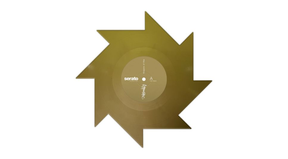 Serato x Thudrumble Weapons of Wax!!! (Spike shape)