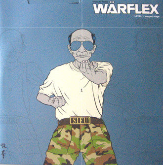 Yogafrog: Warflex Level 1 - Thud Rumble