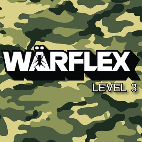 Yogafrog: Warflex Level 1