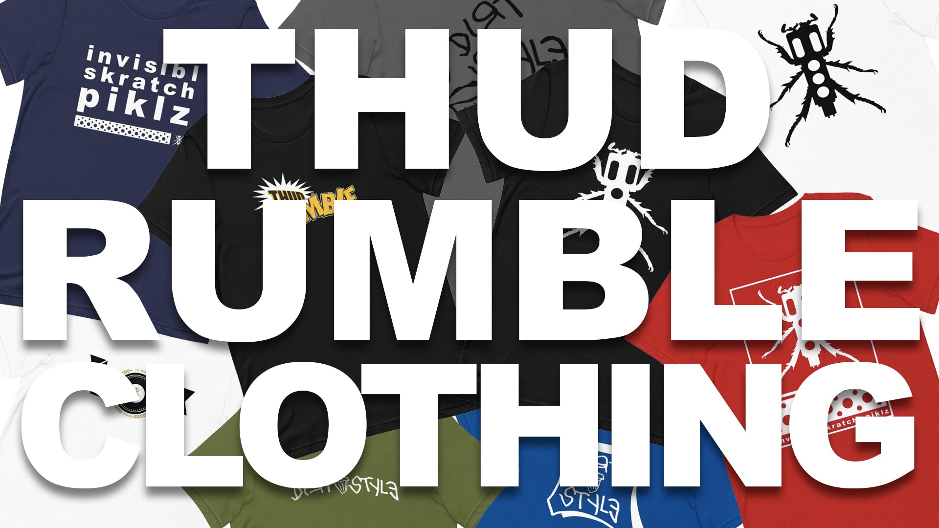 Welcome to Thud Rumble