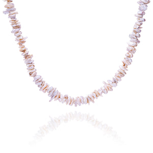 Pearl Chip Necklace