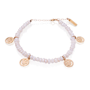 Happy Pearls Anklet