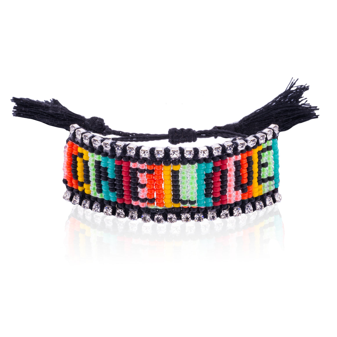 One Love Bling Bracelet