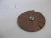Slotted Overlap Discs (Packs of 10 or 100)