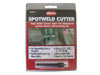 Double Ended Spotweld Cutter