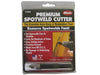 Retractable Point Spotweld Cutter Kit