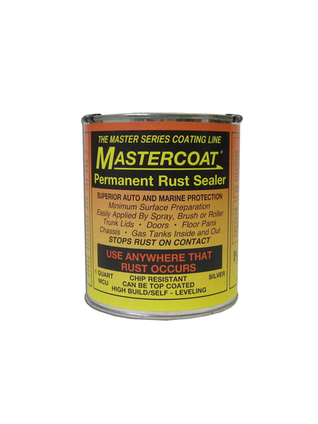 MasterSeries Permanent Rust Sealer SILVER