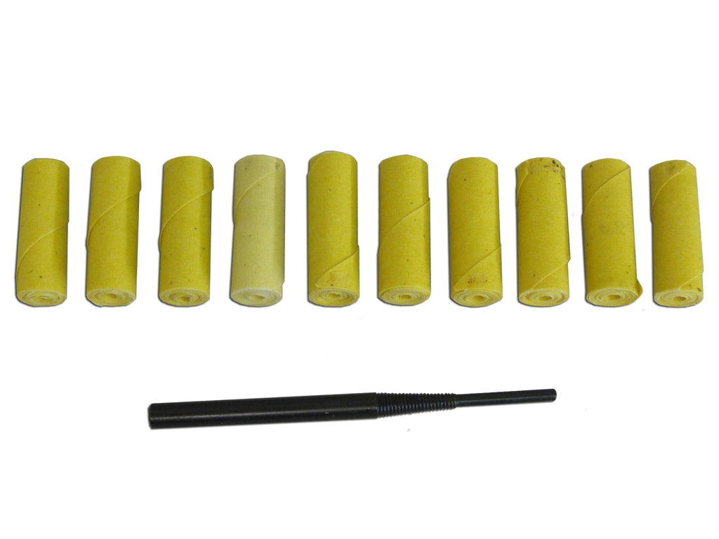 Yellow Treated Cartridge Roll Kit