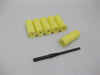 Large Yellow Cloth Cartridge Roll Kit w/ 3