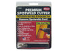 Skip-Proof Pilot Drill Point Spotweld Cutter Kit