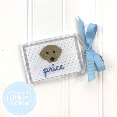 Personalized Luggage Tag - Dog Luggage Tag