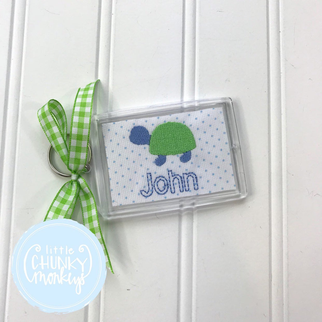 Personalized Luggage Tag - Turtle Luggage Tag