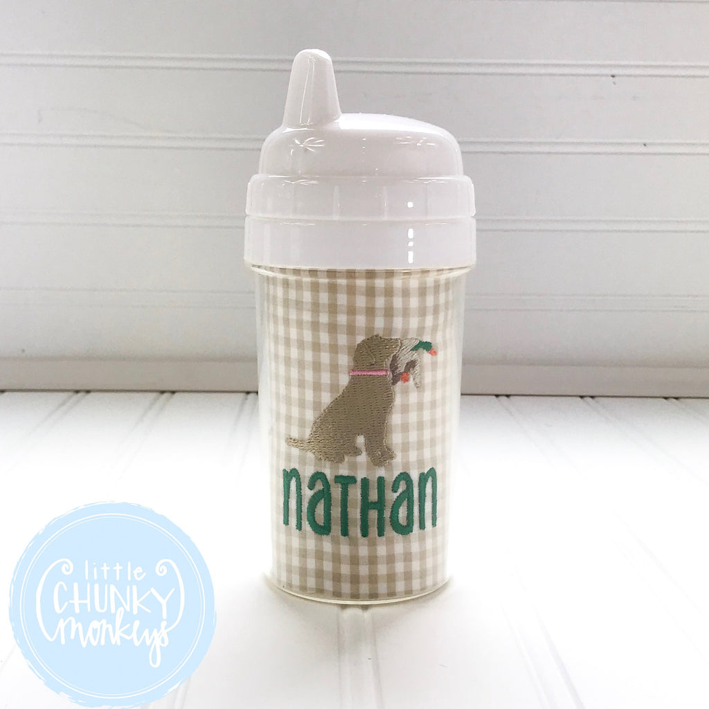 Toddler Sippy Cup with Personalization