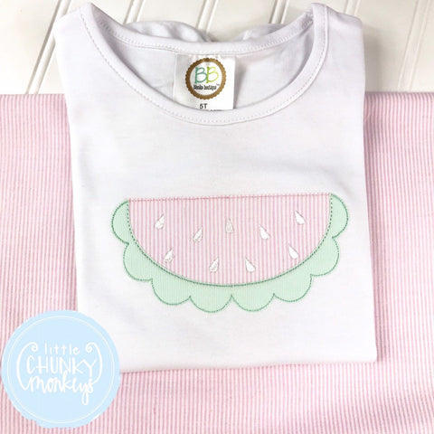 Girl Shirt - Watermelon Shirt