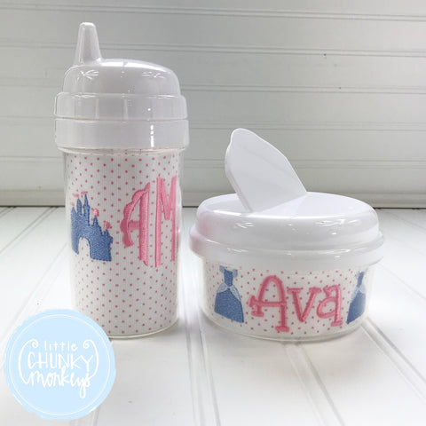 Snack Bowl with Personalization