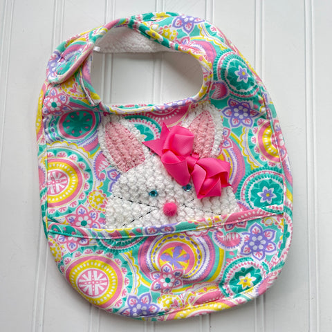 Ready to Ship - Bunny Bib