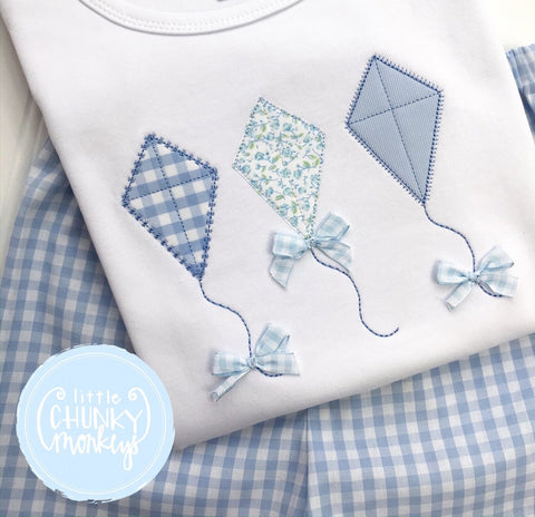 Girl Shirt - Kite Trio