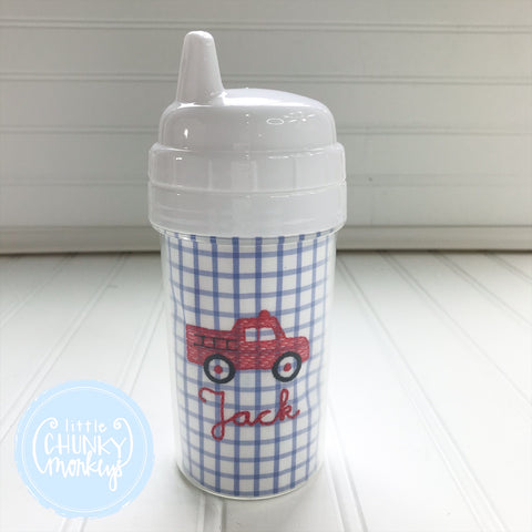 Fire Truck Cup