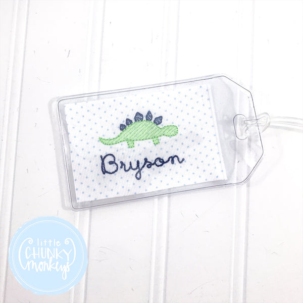 Easter Basket Filler - Vinyl Luggage Tag