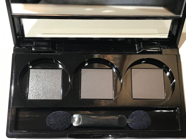 REFILL 3-WELL EMPTY EYESHADOW PALLET