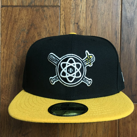 GAME NIGHT FITTED BAT & NAIL BALL CAP