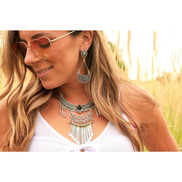 The Edge Boho Necklace