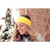 Lemon Yoga Headband - Beautifull Boundaries