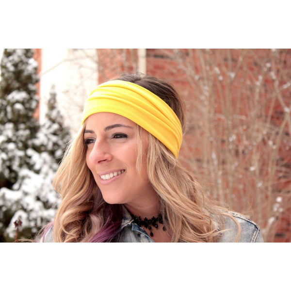 Lemon Yoga Headband