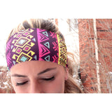 Puzzle Yoga Headband - Beautifull Boundaries
