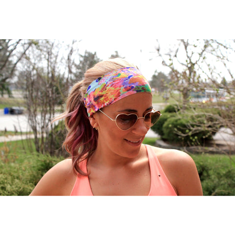 Jellybean Yoga Headband