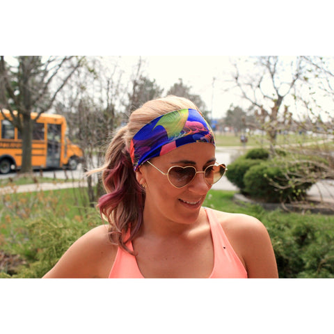 Energy Yoga Headband