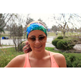 Scuba Yoga Headband - Beautifull Boundaries
