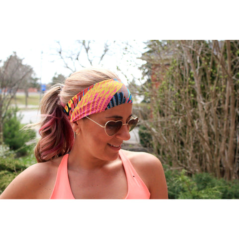 Rave Yoga Headband