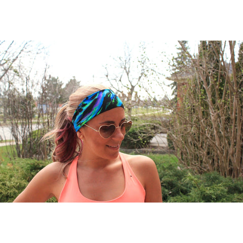 Eclipse Yoga Headband