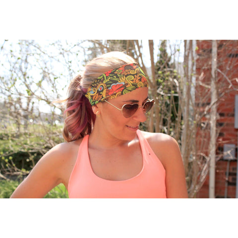 Harvest Yoga Headband