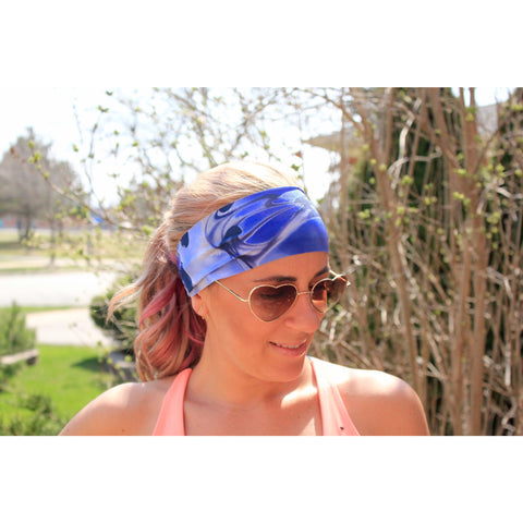 Inked Yoga Headband