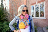 Pretty Lightweight Spring Scarf - Beautifull Boundaries