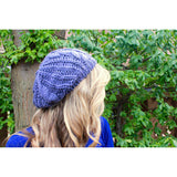 Grey Slouchy Knit Hat - Beautifull Boundaries
